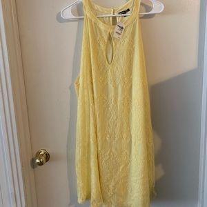 NWT plus size lace dress!